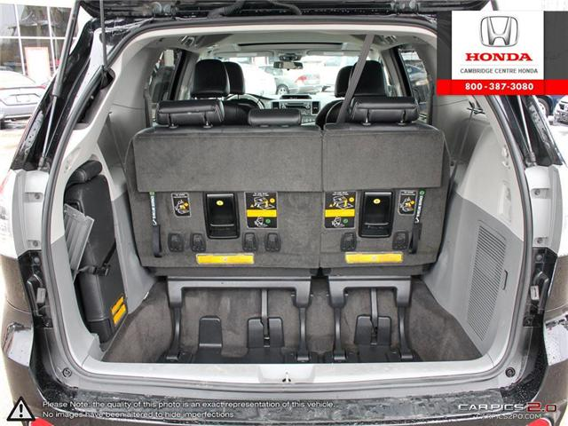2012 Toyota Sienna LE 7 Passenger (Stk: 19436A) in Cambridge - Image 11 of 27