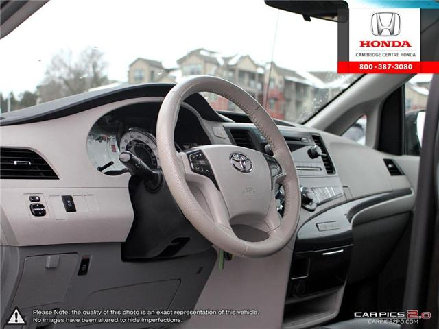 2012 Toyota Sienna LE 7 Passenger (Stk: 19436A) in Cambridge - Image 13 of 27