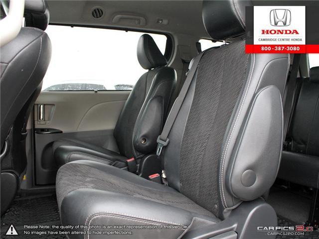 2012 Toyota Sienna LE 7 Passenger (Stk: 19436A) in Cambridge - Image 25 of 27