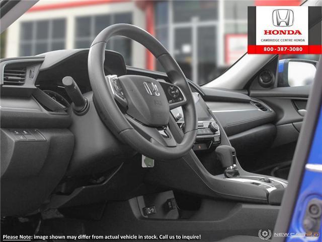 2019 Honda Civic LX (Stk: 19502) in Cambridge - Image 12 of 24