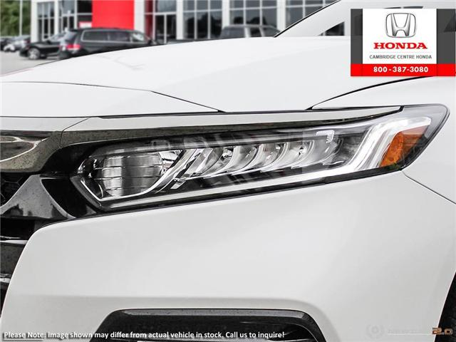 2019 Honda Accord Sport 2.0T (Stk: 19499) in Cambridge - Image 10 of 24