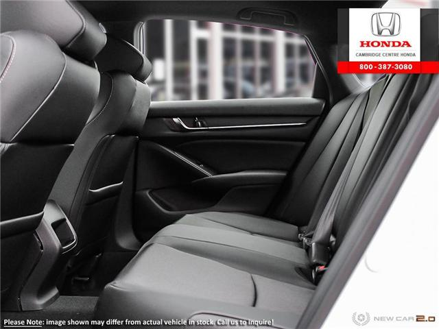 2019 Honda Accord Sport 2.0T (Stk: 19499) in Cambridge - Image 22 of 24