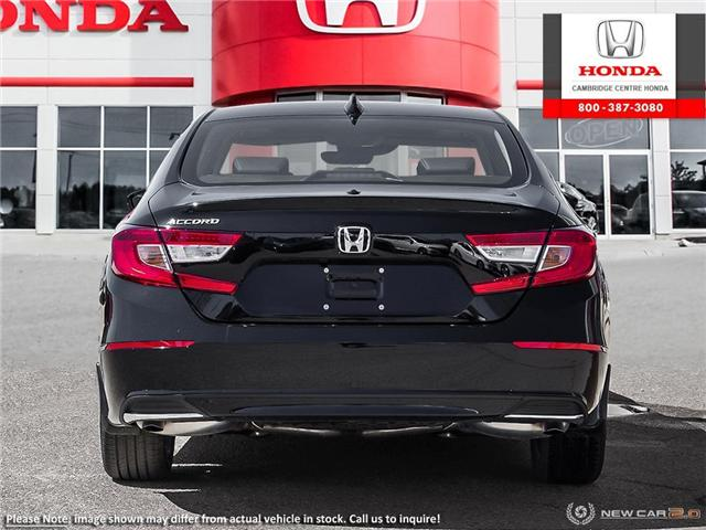2019 Honda Accord EX-L 1.5T (Stk: 19501) in Cambridge - Image 5 of 24