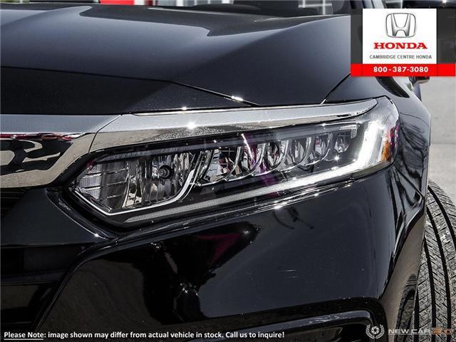 2019 Honda Accord EX-L 1.5T (Stk: 19501) in Cambridge - Image 10 of 24
