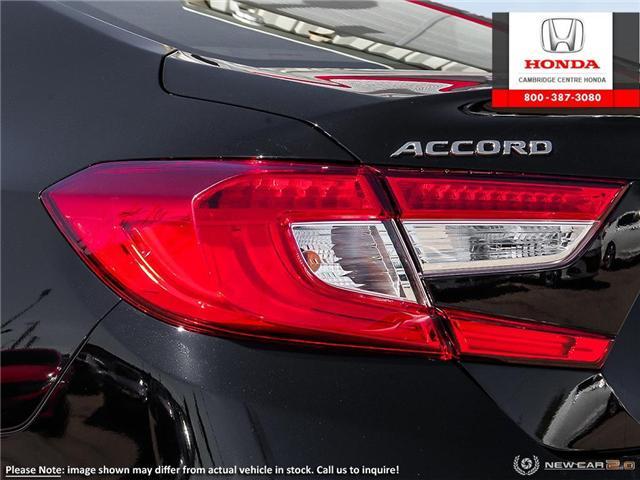 2019 Honda Accord EX-L 1.5T (Stk: 19501) in Cambridge - Image 11 of 24