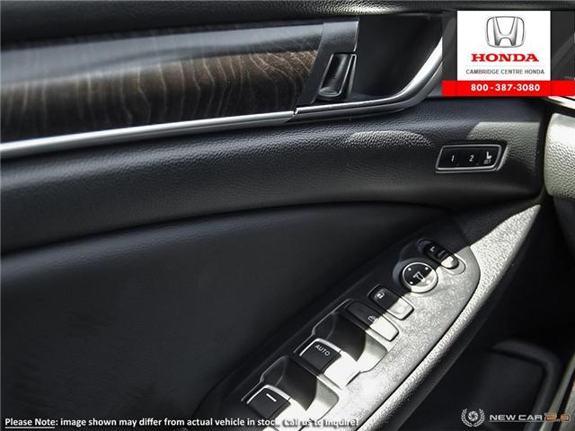 2019 Honda Accord EX-L 1.5T (Stk: 19501) in Cambridge - Image 17 of 24