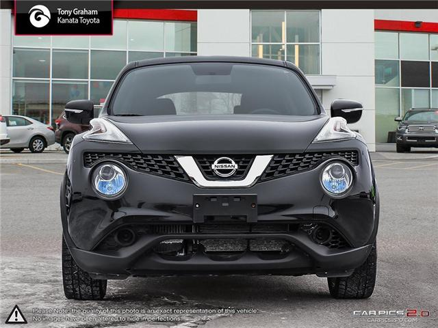 2016 Nissan Juke  (Stk: K4153A) in Ottawa - Image 2 of 28