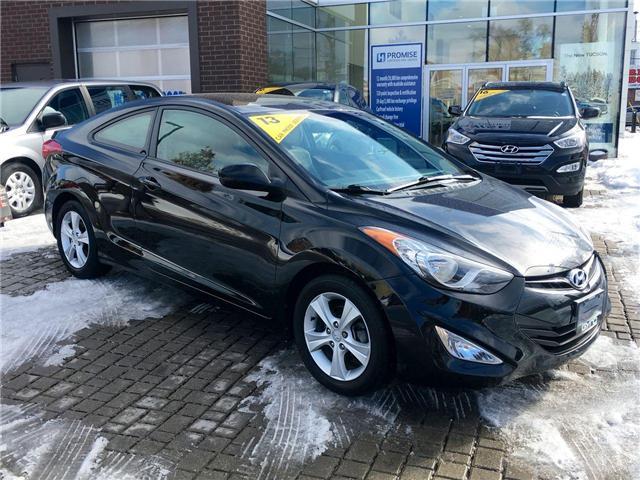 2013 Hyundai Elantra GLS (Stk: H4606A) in Toronto - Image 2 of 28