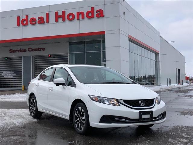2015 Honda Civic EX (Stk: 66940) in Mississauga - Image 1 of 20