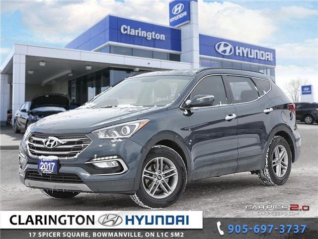 2017 Hyundai Santa Fe Sport 2.4 Premium (Stk: 18492A) in Clarington - Image 1 of 27