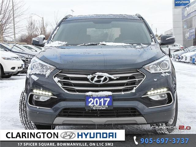 2017 Hyundai Santa Fe Sport 2.4 Premium (Stk: 18492A) in Clarington - Image 2 of 27