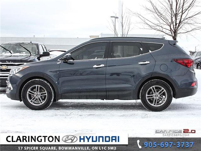 2017 Hyundai Santa Fe Sport 2.4 Premium (Stk: 18492A) in Clarington - Image 3 of 27