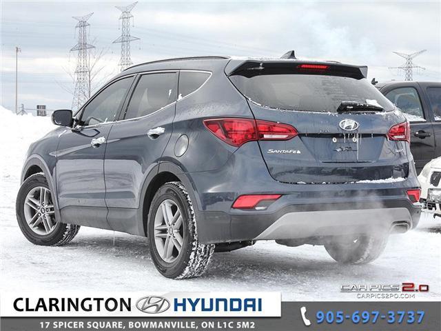 2017 Hyundai Santa Fe Sport 2.4 Premium (Stk: 18492A) in Clarington - Image 4 of 27