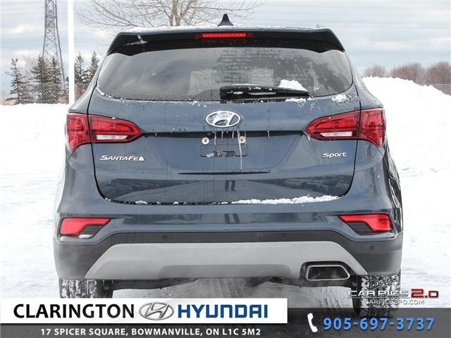 2017 Hyundai Santa Fe Sport 2.4 Premium (Stk: 18492A) in Clarington - Image 5 of 27