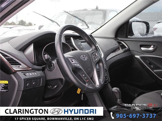 2017 Hyundai Santa Fe Sport 2.4 Premium (Stk: 18492A) in Clarington - Image 6 of 27
