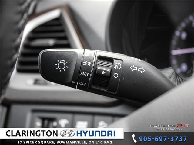 2017 Hyundai Santa Fe Sport 2.4 Premium (Stk: 18492A) in Clarington - Image 9 of 27
