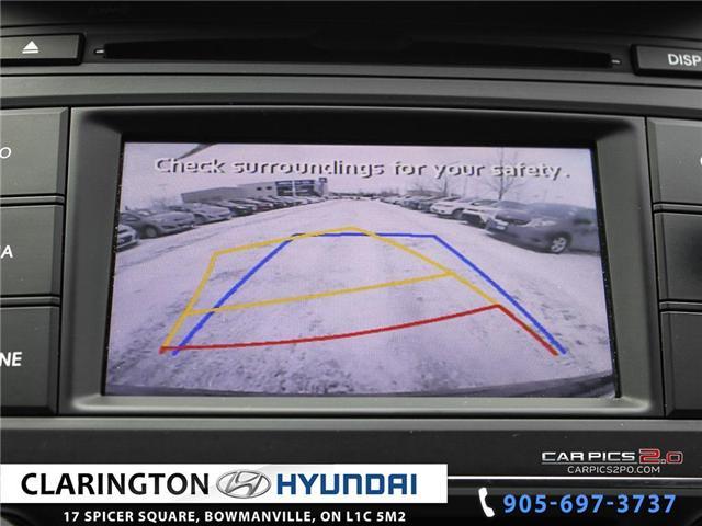2017 Hyundai Santa Fe Sport 2.4 Premium (Stk: 18492A) in Clarington - Image 15 of 27