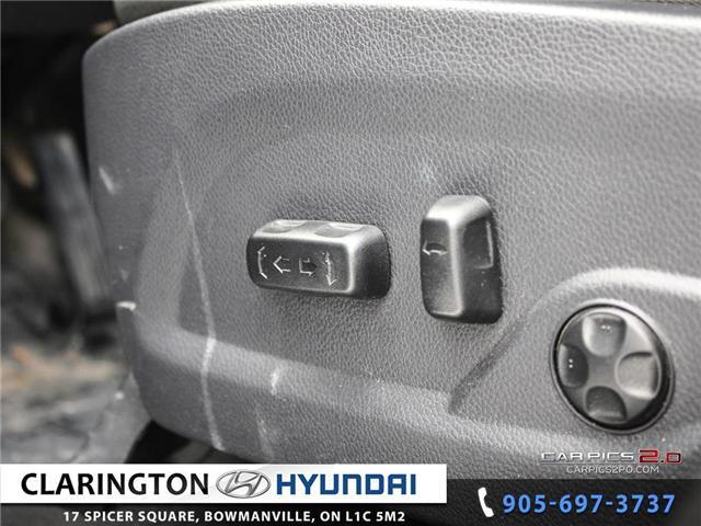 2017 Hyundai Santa Fe Sport 2.4 Premium (Stk: 18492A) in Clarington - Image 18 of 27