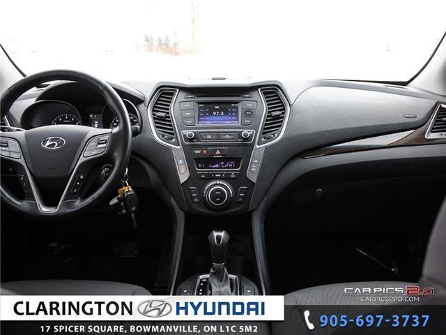2017 Hyundai Santa Fe Sport 2.4 Premium (Stk: 18492A) in Clarington - Image 20 of 27