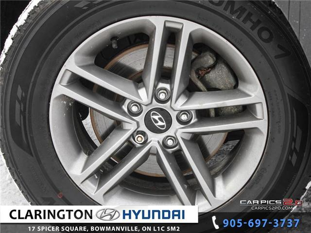 2017 Hyundai Santa Fe Sport 2.4 Premium (Stk: 18492A) in Clarington - Image 21 of 27