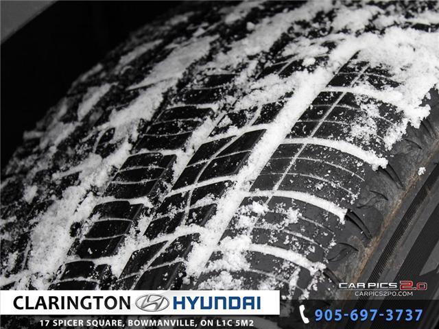 2017 Hyundai Santa Fe Sport 2.4 Premium (Stk: 18492A) in Clarington - Image 22 of 27