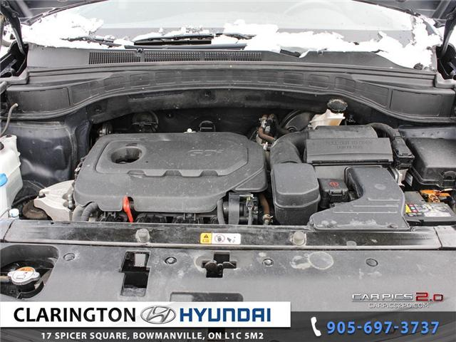 2017 Hyundai Santa Fe Sport 2.4 Premium (Stk: 18492A) in Clarington - Image 23 of 27