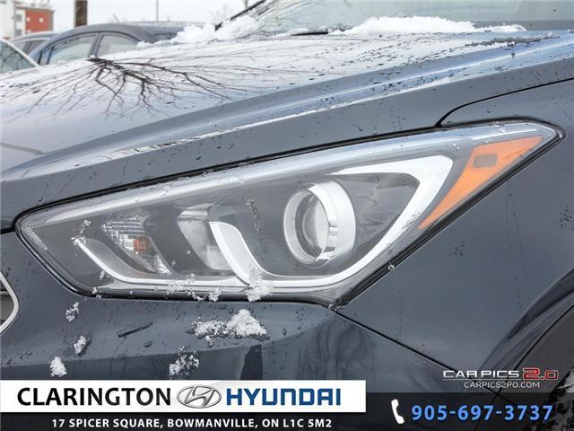 2017 Hyundai Santa Fe Sport 2.4 Premium (Stk: 18492A) in Clarington - Image 25 of 27
