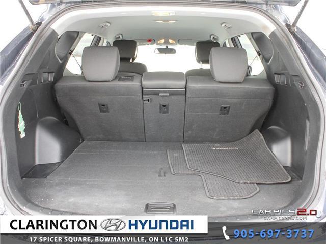 2017 Hyundai Santa Fe Sport 2.4 Premium (Stk: 18492A) in Clarington - Image 26 of 27
