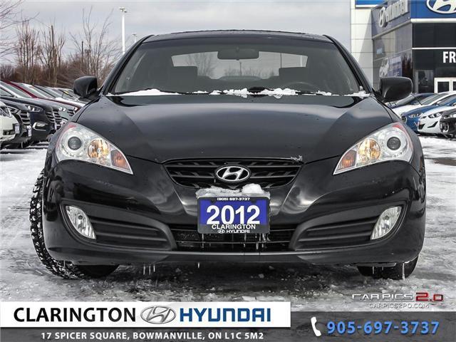 2012 Hyundai Genesis Coupe 2.0T Premium (Stk: 19059A) in Clarington - Image 2 of 27