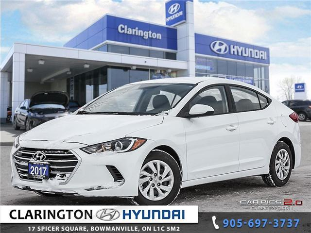 2017 Hyundai Elantra  (Stk: 18901A) in Clarington - Image 1 of 27