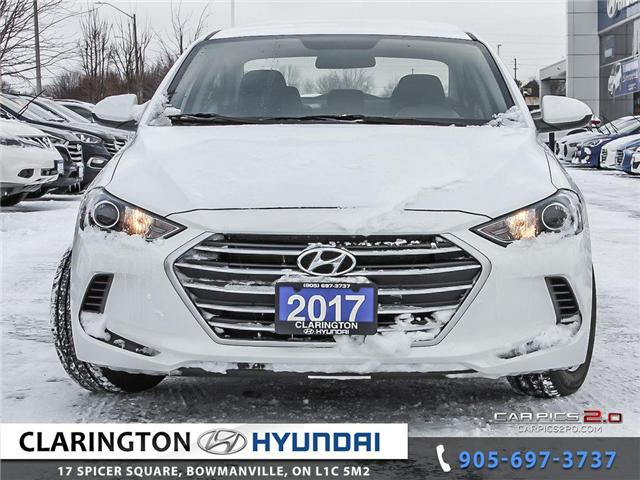 2017 Hyundai Elantra  (Stk: 18901A) in Clarington - Image 2 of 27