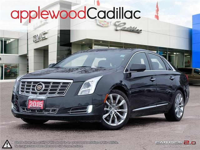 2015 Cadillac XTS Luxury (Stk: 8260P) in Mississauga - Image 1 of 27