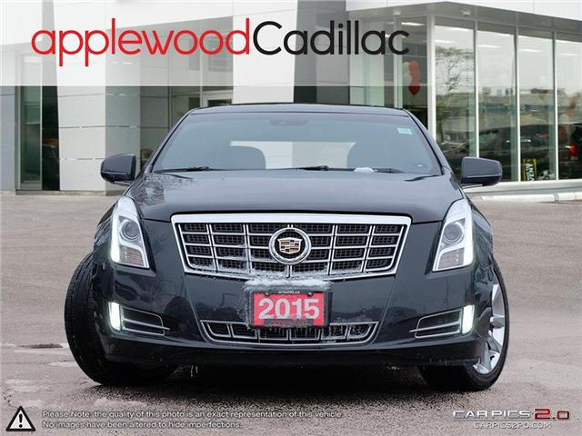 2015 Cadillac XTS Luxury (Stk: 8260P) in Mississauga - Image 2 of 27