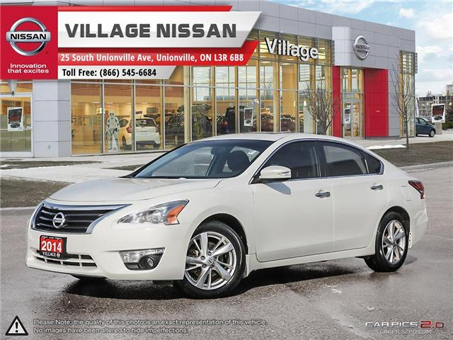 2014 Nissan Altima 2.5 SL (Stk: 80101A) in Unionville - Image 1 of 26