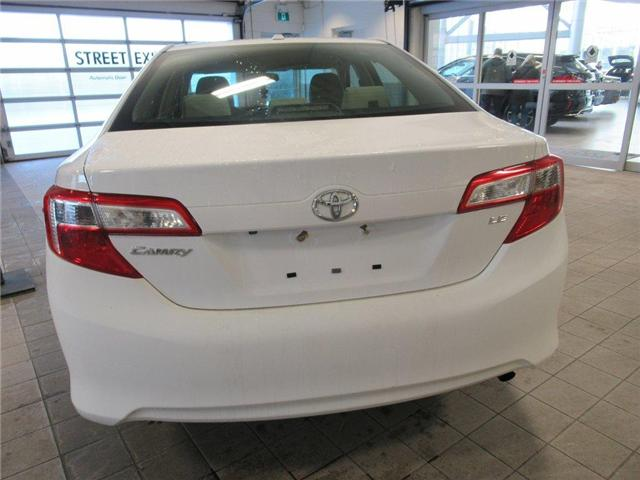 2014 Toyota Camry LE (Stk: 15862A) in Toronto - Image 5 of 11