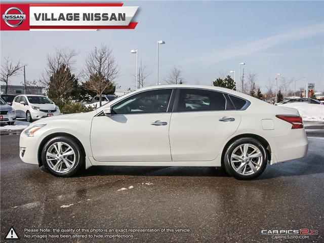 2014 Nissan Altima 2.5 SL (Stk: 80101A) in Unionville - Image 3 of 26