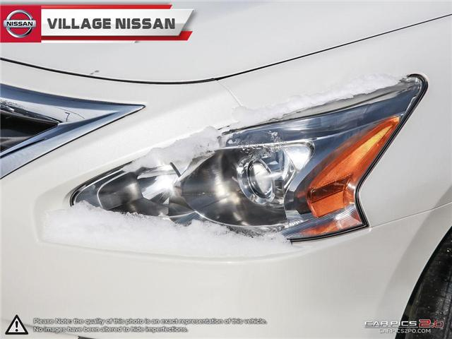 2014 Nissan Altima 2.5 SL (Stk: 80101A) in Unionville - Image 9 of 26