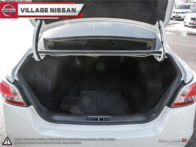 2014 Nissan Altima 2.5 SL (Stk: 80101A) in Unionville - Image 10 of 26
