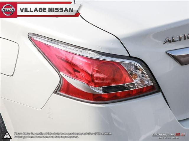 2014 Nissan Altima 2.5 SL (Stk: 80101A) in Unionville - Image 11 of 26