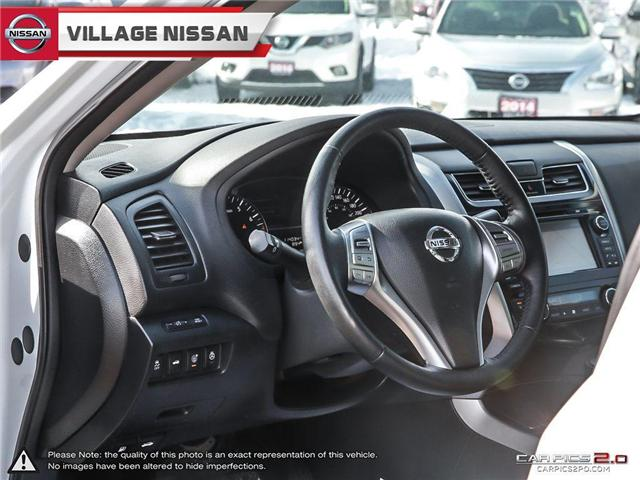 2014 Nissan Altima 2.5 SL (Stk: 80101A) in Unionville - Image 12 of 26