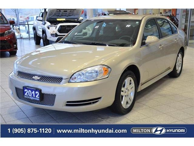 2012 Chevrolet Impala LS (Stk: 108387) in Milton - Image 1 of 35