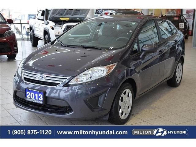 2013 Ford Fiesta SE (Stk: 197162) in Milton - Image 1 of 34