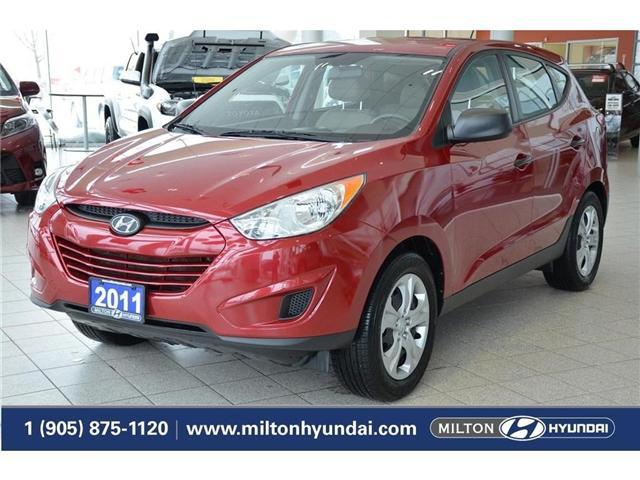 2011 Hyundai Tucson GL (Stk: 201965) in Milton - Image 1 of 37