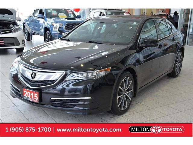 2015 Acura TLX V6 Tech (Stk: 800403) in Milton - Image 1 of 39