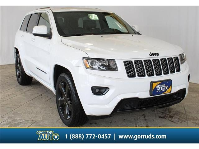 2015 Jeep Grand Cherokee Laredo (Stk: 655714) in Milton - Image 1 of 44