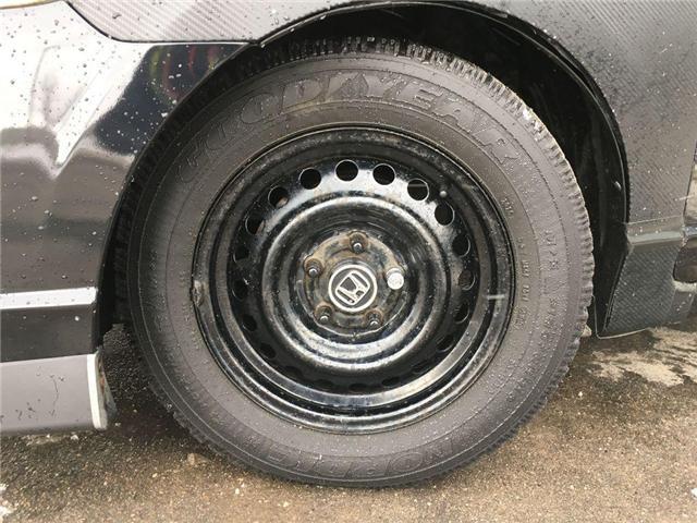 2008 Honda Civic Sedan DX-G SEDAN SPOILER, ABS, STEERING WHEEL CONTROLS,  (Stk: 43374A) in Brampton - Image 2 of 23