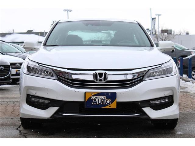 2016 Honda Accord Touring V6 (Stk: 801361) in Milton - Image 2 of 14