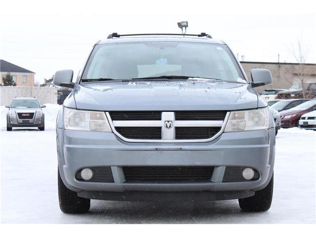 2010 Dodge Journey SXT (Stk: 125105) in Milton - Image 2 of 14