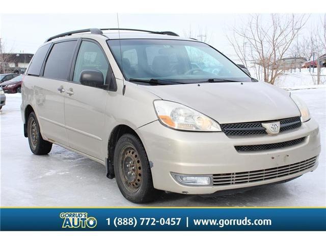 2004 Toyota Sienna  (Stk: 072790) in Milton - Image 1 of 14