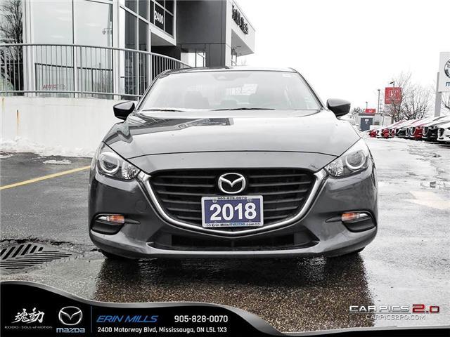 2018 Mazda Mazda3 GX (Stk: R0095) in Mississauga - Image 2 of 16